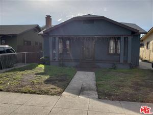 Photo of 1152 West 56TH Street, Los Angeles , CA 90037 (MLS # 18414390)