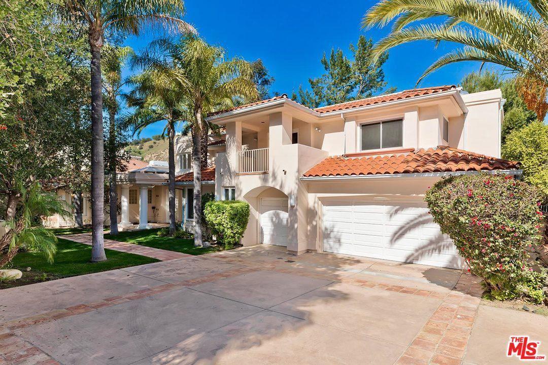 Photo of 24953 PALMILLA Drive, Calabasas, CA 91302 (MLS # 20555390)