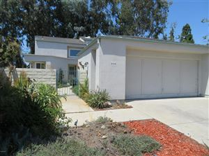 Photo of 909 SAPPHIRE Circle, Ventura, CA 93004 (MLS # 218010393)
