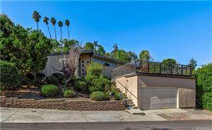 Photo of 4045 WOODMAN  CANYON, Sherman Oaks, CA 91423 (MLS # SR19259394)