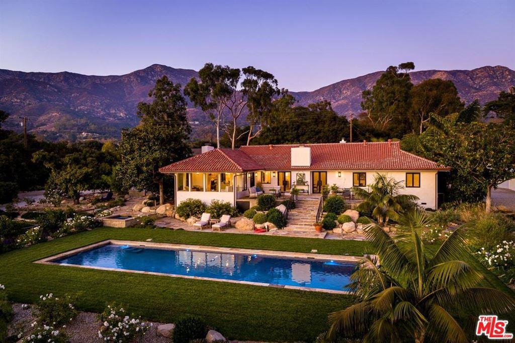 Photo for 2255 FEATHERHILL Road, Santa Barbara, CA 93108 (MLS # 19499394)
