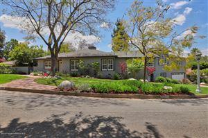 Photo of 140 SIERRA VIEW Road, Pasadena, CA 91105 (MLS # 818002395)