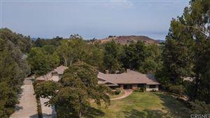 Photo of 24884 JIM BRIDGER Road, Hidden Hills, CA 91302 (MLS # SR18193395)