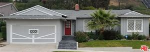 Photo of 4465 DON MIGUEL Drive, Los Angeles , CA 90008 (MLS # 18348396)