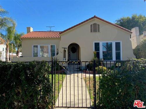 Photo of 758 North CHEROKEE Avenue, Los Angeles , CA 90038 (MLS # 20542396)