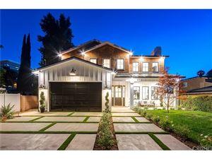 Photo of 4811 DENSMORE Avenue, Encino, CA 91436 (MLS # SR18127397)