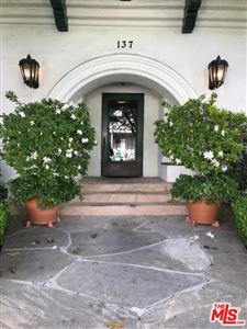 Photo of 137 South ROXBURY Drive #8, Beverly Hills, CA 90212 (MLS # 18347398)