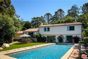 Photo of 1201 CIMA LINDA Lane, Santa Barbara, CA 93108 (MLS # 19499400)