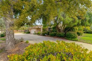 Photo of 11790 SILVER SPUR Street, Ojai, CA 93023 (MLS # 218003400)