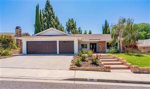 Photo of 208 LONGFELLOW Street, Thousand Oaks, CA 91360 (MLS # 219010400)