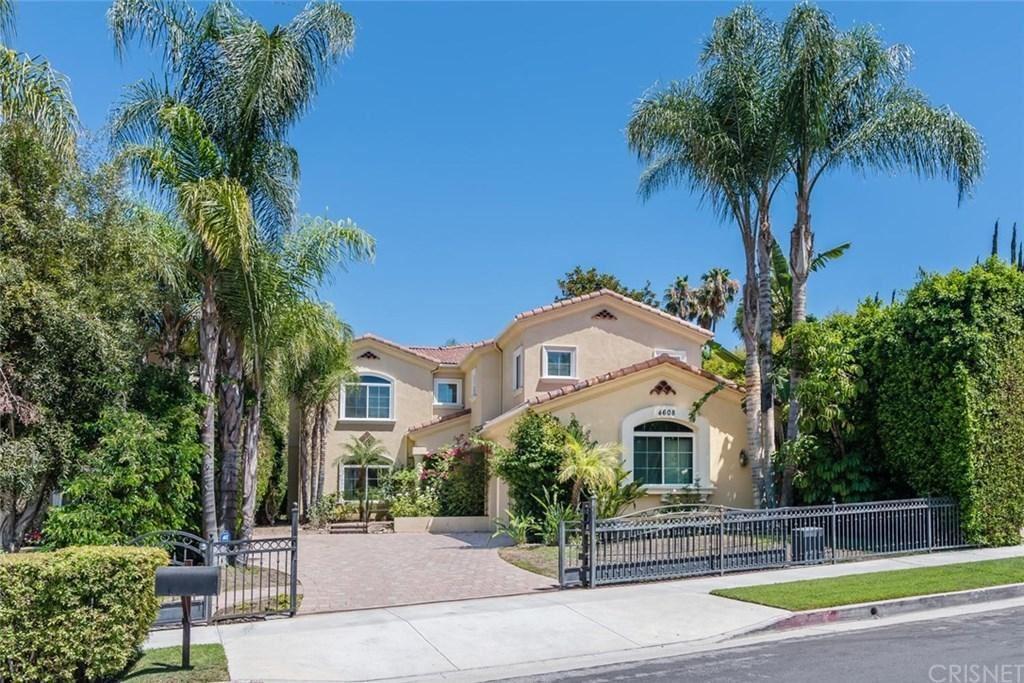 Photo for 4608 GLORIA Avenue, Encino, CA 91436 (MLS # SR19185401)