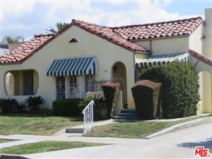 Photo of 418 North POINSETTIA Place, Los Angeles , CA 90036 (MLS # 18334402)