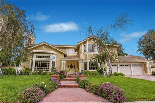 Photo of 6056 GREY ROCK Road, Agoura Hills, CA 91301 (MLS # 219014403)