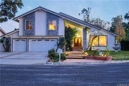 Photo of 20470 NASHVILLE Street, Chatsworth, CA 91311 (MLS # SR19275404)