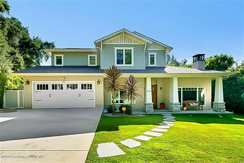 Photo of 4834 COMMONWEALTH Avenue, La Canada Flintridge, CA 91011 (MLS # 819004405)