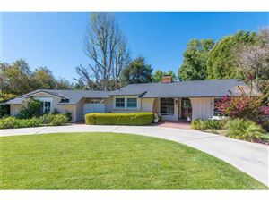 Photo of 23249 GONZALES Drive, Woodland Hills, CA 91367 (MLS # SR18092406)