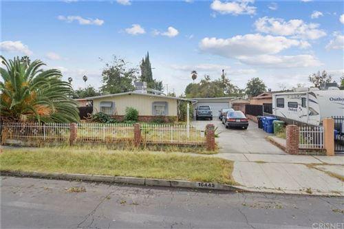 Photo of 16442 MCKEEVER Street, Granada Hills, CA 91344 (MLS # SR19276406)