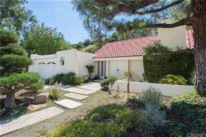 Photo of 4101 TARRYBRAE Terrace, Tarzana, CA 91356 (MLS # SR19213407)