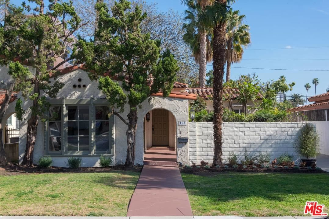 Photo of 122 South HAMEL Drive, Beverly Hills, CA 90211 (MLS # 20552408)
