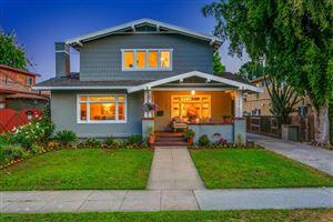 Photo of 702 EARLHAM Street, Pasadena, CA 91101 (MLS # 818002409)