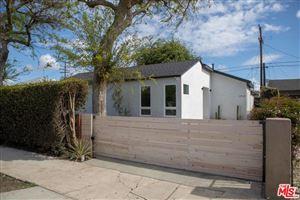 Photo of 11918 MCDONALD Street, Culver City, CA 90230 (MLS # 18323410)
