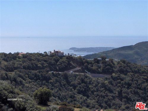 Photo of 24575 PIUMA Road #0, Malibu, CA 90265 (MLS # 18345410)