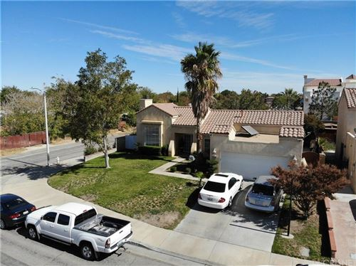 Photo of 37252 LITTLE SYCAMORE Street, Palmdale, CA 93552 (MLS # SR19270410)