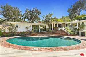 Photo of 3200 COLDWATER CANYON Avenue, Studio City, CA 91604 (MLS # 18329412)