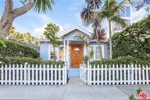 Photo of 2205 OCEAN Avenue, Venice, CA 90291 (MLS # 18356412)