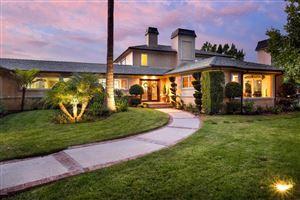 Photo of 24353 DRY CANYON COLD CREEK Road, Calabasas, CA 91302 (MLS # 218012413)