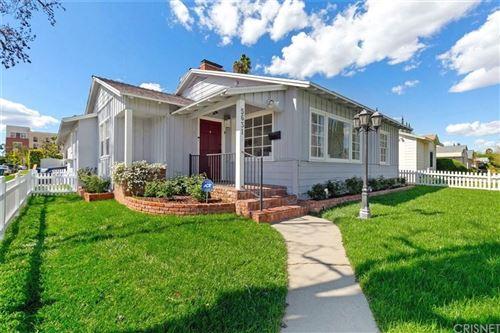 Photo of 5631 COLUMBUS Avenue, Sherman Oaks, CA 91411 (MLS # SR20060413)