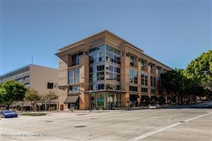 Photo of 840 East GREEN Street #132, Pasadena, CA 91101 (MLS # 818000414)