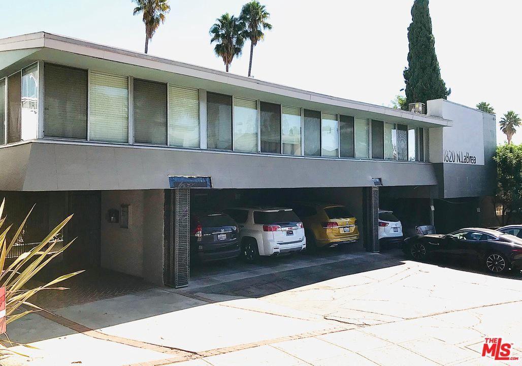 Photo of 1820 North LA BREA Avenue, Los Angeles , CA 90046 (MLS # 20558414)