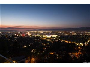 Photo of 7191 PACIFIC VIEW Drive, Hollywood Hills, CA 90068 (MLS # SR17173415)