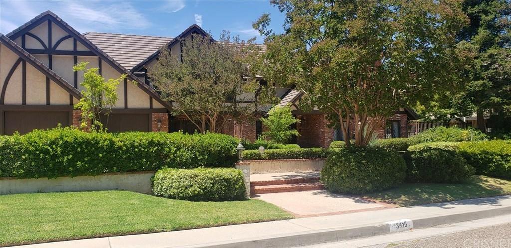 Photo for 3915 VISTA LINDA Drive, Encino, CA 91316 (MLS # SR19182415)