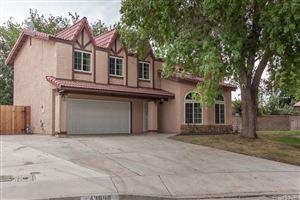 Photo of 43650 ROGIER Street, Lancaster, CA 93535 (MLS # SR17210416)