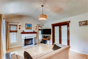 Photo of 858 North POINSETTIA Place, Los Angeles , CA 90046 (MLS # SR19168416)