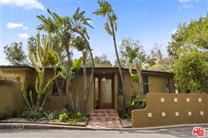 Photo of 6266 RODGERTON Drive, Los Angeles , CA 90068 (MLS # 19434418)