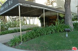 Photo of 10751 WILSHIRE Boulevard #603, Los Angeles , CA 90024 (MLS # 18334420)