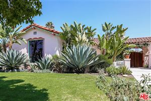Photo of 1716 South CORNING Street, Los Angeles , CA 90035 (MLS # 18385420)