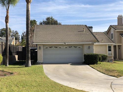 Photo of 2484 MORAGA Court, Simi Valley, CA 93065 (MLS # 220003422)