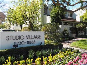 Photo of 11856 MOORPARK Street #A, Studio City, CA 91604 (MLS # 318001422)