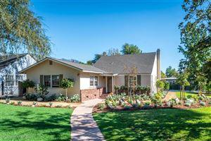 Photo of 4520 ALVEO Road, La Canada Flintridge, CA 91011 (MLS # 818005423)