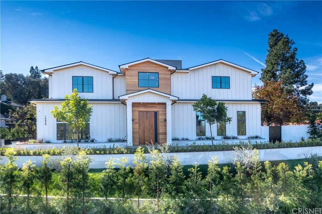 Photo of 16658 ADLON Road, Encino, CA 91436 (MLS # SR20030423)