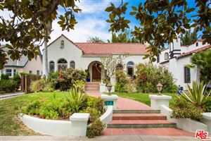 Photo of 823 South CITRUS Avenue, Los Angeles , CA 90036 (MLS # 18352424)