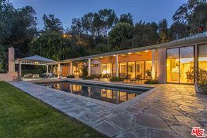 Photo of 1129 MIRADERO Road, Beverly Hills, CA 90210 (MLS # 18353424)
