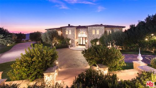 Photo of 12300 MULHOLLAND DRIVE, Beverly Hills, CA 90210 (MLS # 19427424)