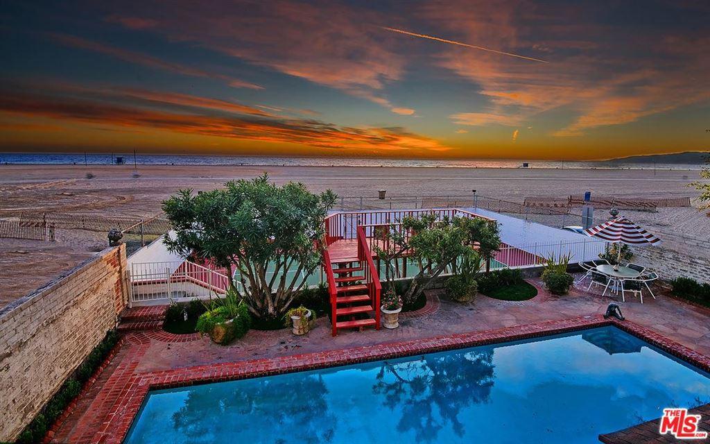Photo for 1038 PALISADES BEACH Road, Santa Monica, CA 90403 (MLS # 18314424)