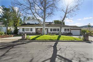 Photo of 16320 MEADOWRIDGE Road, Encino, CA 91436 (MLS # 219001426)