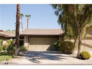 Photo of 314 APPALOOSA Way, Palm Desert, CA 92211 (MLS # SR17228427)